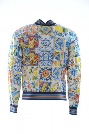 Dolce & Gabbana Men Majolica Jacket - G9LP7T FS59F