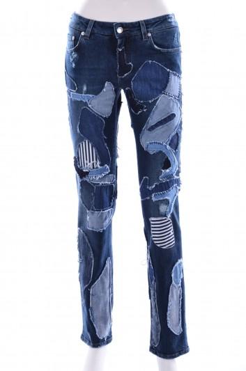 Dolce & Gabbana Women Denim Trouser - FTAERD G8Q58