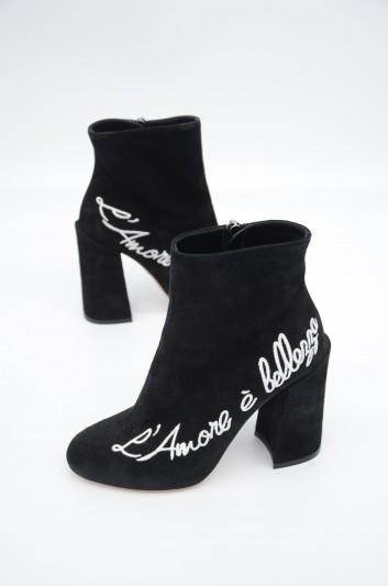 Dolce & Gabbana Women Booties - CT0419 AV163