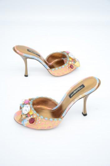 Dolce & Gabbana Women Heeled Sandals - CR0812 AA001
