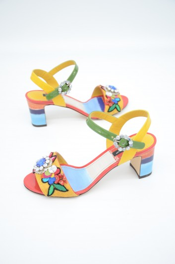Dolce & Gabbana Women Heeled Sandals - CR0645 AU659