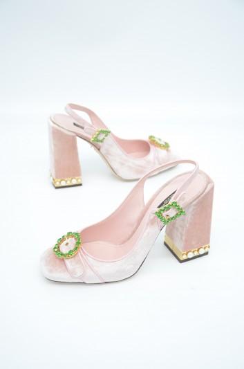 Dolce & Gabbana Women Heeled Sandals - CG0263 AS626