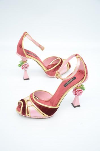 Dolce & Gabbana Women Heeled Sandals - CR0511 AN216