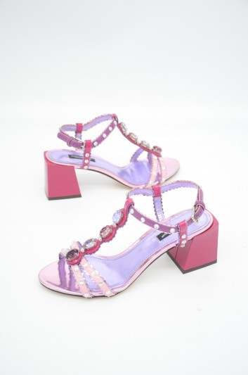 Dolce & Gabbana Women Heeled Sandals - CR0669 AU705
