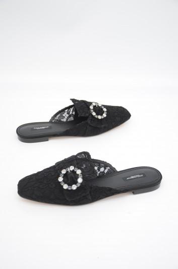 Dolce & Gabbana Women Slippers - CI0004 AL198