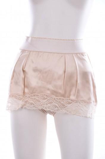Dolce & Gabbana Women Lace Culotte Skirt - FT19XT G9752