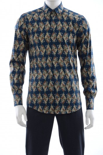 Dolce & Gabbana Men Long Sleeve Shirt - G5DY4T FS5NS