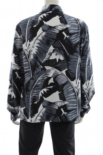 Dolce & Gabbana Men Palm Leaf Print Shirt - G5DY1T HS1IC