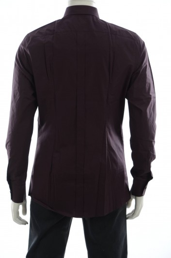Dolce & Gabbana Men Long Sleeve Shirt - G5DE4T FU5GK