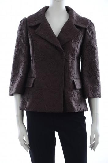 Dolce & Gabbana Women Brocade Jacket - F275ET FJMPF
