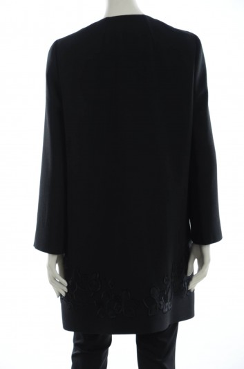 Dolce & Gabbana Women Jewel Buttons Coat - F0Q12Z FUBD2
