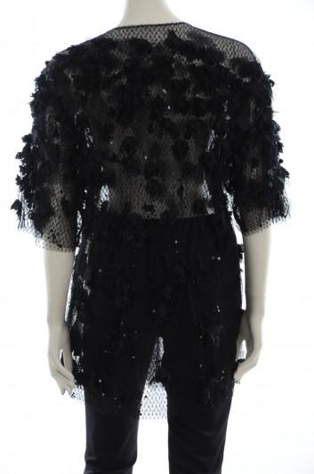 Dolce & Gabbana Women Outerwear Tulle Jacket - F0F92Z G2815