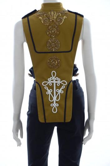 Dolce & Gabbana Women Jewel Vest - F28Z5Z FUFGD