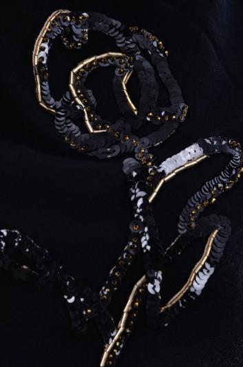Dolce & Gabbana Women Embroidery Foulard - FMS46K F51BR