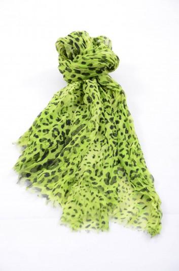 Dolce & Gabbana Women Print Animal Foulard - FP543R G9000