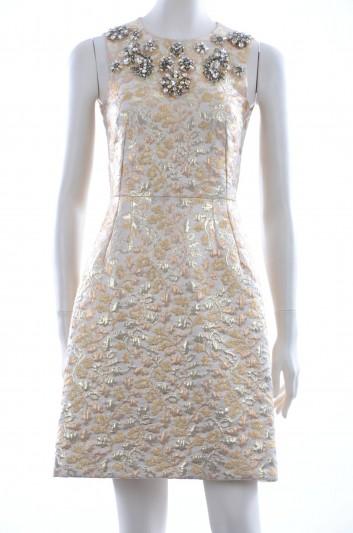 Dolce & Gabbana Women Jewel Short Dress - F6UL7Z FJMU6