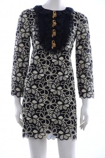 Dolce & Gabbana Women Short Jewel Dress - F6TQ2T HLMC4