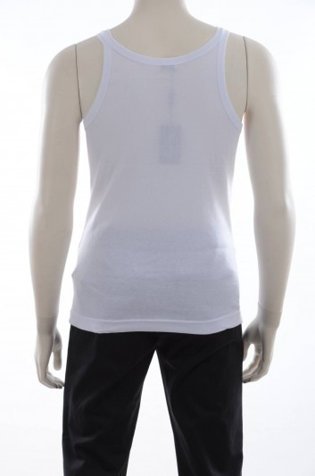 Dolce & Gabbana Men Marcello Vest Tops - M16285 ONC35