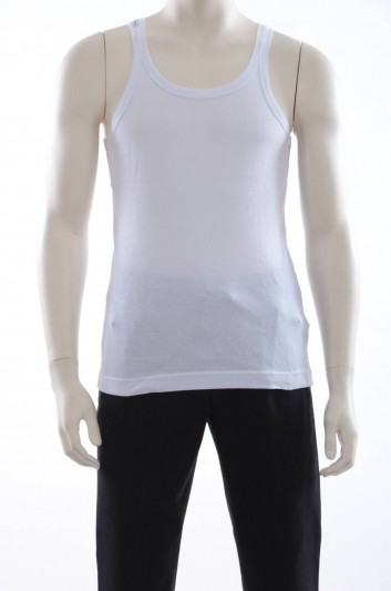 Dolce & Gabbana Camiseta Interior Tirantes Hombre - M16285 ONC35