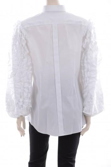 Dolce & Gabbana Women Long Sleeve Shirt - F5I27T FU5GK