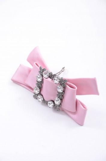 Dolce & Gabbana Women Jewel Tie Hair Clip - WHI8F1 W0001