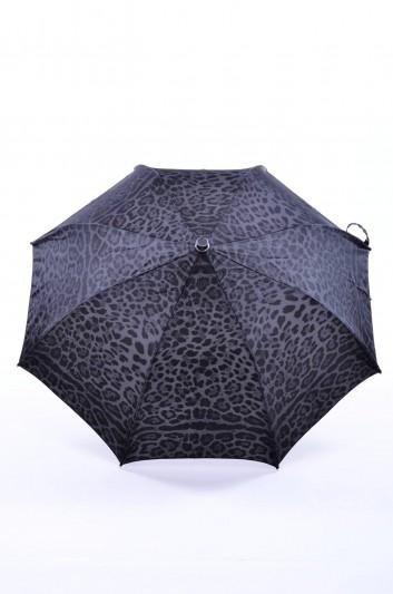 Dolce & Gabbana Paraguas Estampado Leopardo Hombre - BP2132 AL077