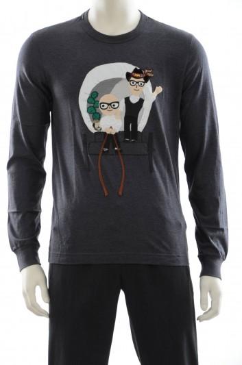 Dolce & Gabbana Men T-Shirt - G8GJ8Z G7IYT