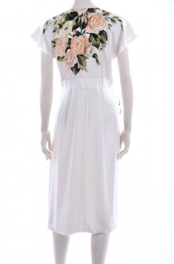 Dolce & Gabbana Women Midi Dress - F62F9Z FPAPS