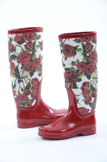 Dolce & Gabbana Women Rainboots - C19198 AF625