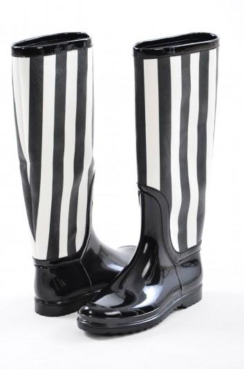 Dolce & Gabbana Women Rain Boots - C19198 AF640