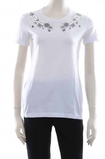 Dolce & Gabbana Women Jewel T-Shirt - F8H15Z G7HAH