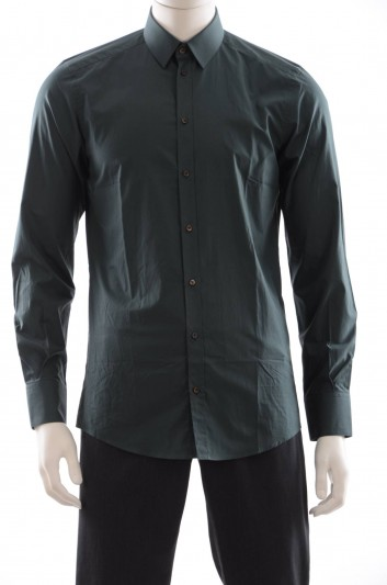Dolce & Gabbana Men Long Sleeve Shirt - G5DM6T FU5GK