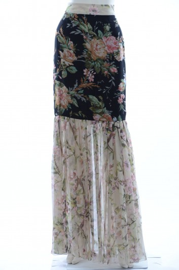 Dolce & Gabbana Women Long Skirt - I4E53W GDE33