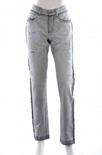 Dolce & Gabbana Women Denim Trousers - FTAIAD G8T09