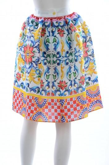 Dolce & Gabbana Women Skirt Maiolica - F4AJ3T HP15F