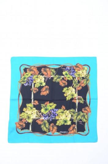 Dolce & Gabbana Women Grapes Printed Foulard - FN093R GDG50
