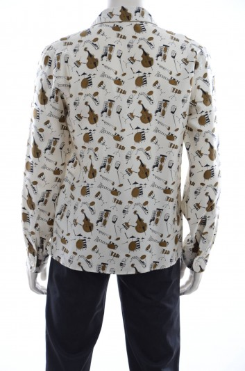 Dolce & Gabbana Men Long Sleeve Shirt - G5DY1T HS1IL