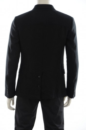 Dolce & Gabbana Men Double Breasted Blazer - G2JY8T FU4A7