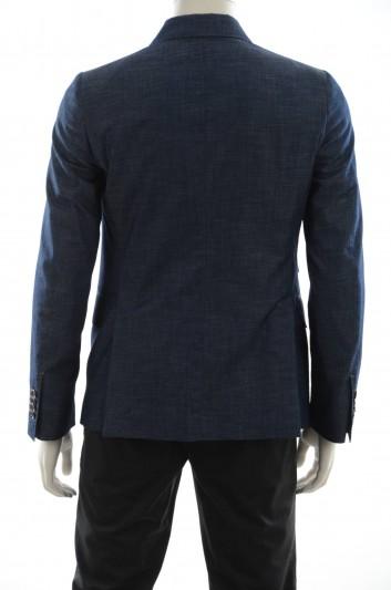 Dolce & Gabbana Men Denim Blazer - G2JO6D G8U81