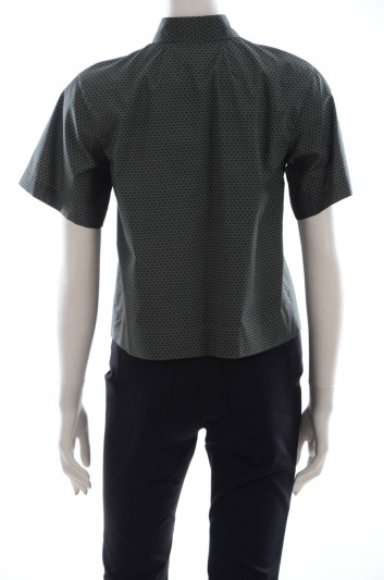 Dolce & Gabbana Women Short Sleeve Printed Shirt - F5G15T FS5OI