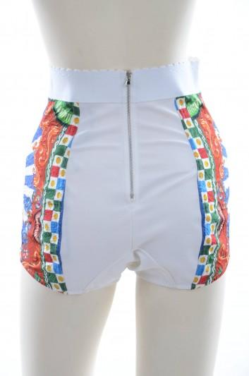 Dolce & Gabbana Women Brocade Culotte - I3691W FPMZ4