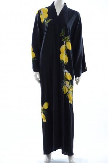 Dolce & Gabbana Women Print Animal Abaya - F6WA9Z FUABF