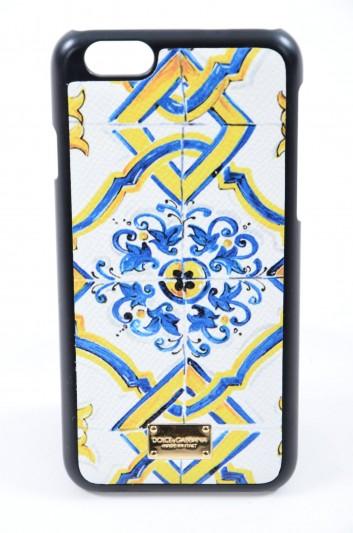 Dolce & Gabbana Funda Iphone 6/6s Maiolica Mujer - BI2123 AC597