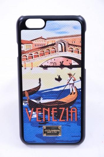 Dolce & Gabbana Women Plate Iphone 6/6S Venezia Case - BI2123 AC601