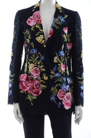 Dolce & Gabbana Americana Guipur Mujer - F299OZ GD88Q