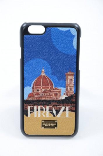 Dolce & Gabbana Funda Iphone 6/6s Firenze Mujer - BI2123 AC601