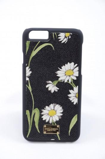 Dolce & Gabbana Funda Iphone 6/6s Estampado Flores Mujer - BI2123 AP352