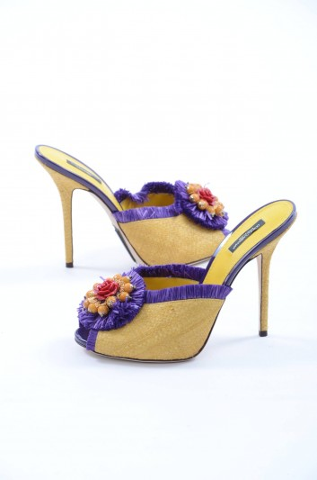Dolce & Gabbana Women Heeled Sandals - CR0356 AG869
