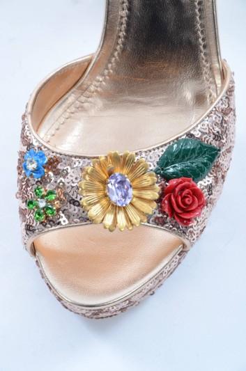 Dolce & Gabbana Women Heeled Sandals - CR0457 AM310