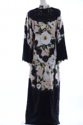 Dolce & Gabbana Abaya Estampado Mujer - F6WB6T FSAP9